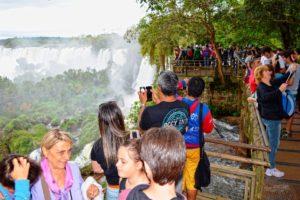 Cataratas del Iguazú cerró una excelente Semana Santa