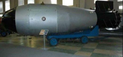 """Rusia redobló la apuesta y advierte que tiene """"el padre de todas las bombas"""""""