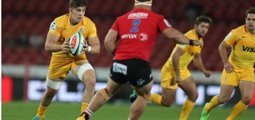 Rugby: Jaguares cayeron ante Lions en Sudáfrica