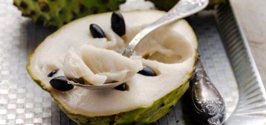 ¿Qué aportes nutricionales tiene la chirimoya o aratikú, y cómo consumirla?