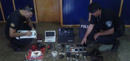 Frustran un robo en Posadas: gracias a los vecinos sorprendieron in fraganti a una pareja de ladrones