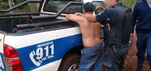 Eldorado: apuñaló a un conocido en una gresca, huyó y la Policía lo encontró escondido debajo de su cama
