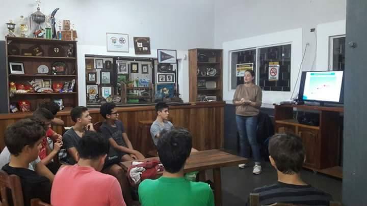 La URuMi realizará charlas de nutrición y capacitación de coaching