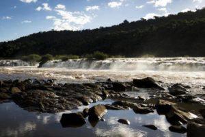 Brasil: Constatan que el Salto de Yucumã, mayor pendiente longitudinal de agua del mundo, puede desaparecer