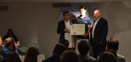 Beca HCI SA: Estudiantes de Corpus y Aristóbulo del Valle fueron reconocidos por Mejor Promedio de Carreras Terciarias de Misiones