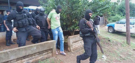 Asesinato en San Javier: detuvieron a un sospechoso en el barrio Niño Jesús