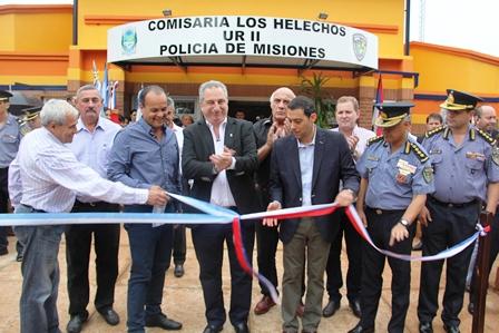 «La seguridad pública es prioridad en nuestra agenda política», dijo Passalacqua