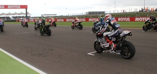 Argentina se prepara para recibir el Moto GP por cuarta vez