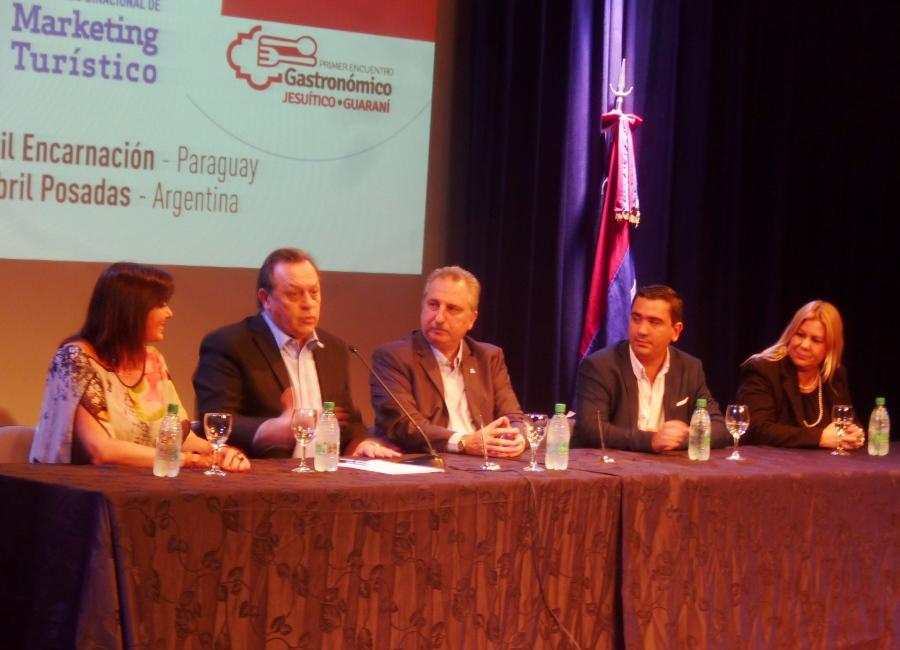 Cerró con éxito el II Congreso Binacional de Marketing Turístico