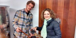 Recorriendo el norte de Italia para conocer al gran hacedor de vinos argentinos Lucas Pfister