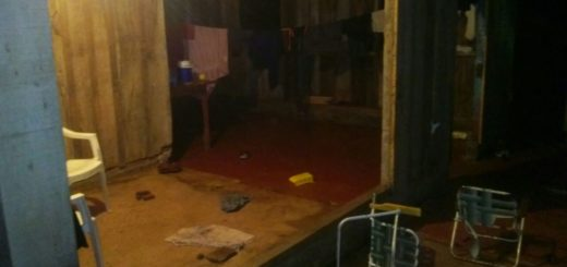 Pareja atacó con palos y piedras a un vecino en San Ignacio