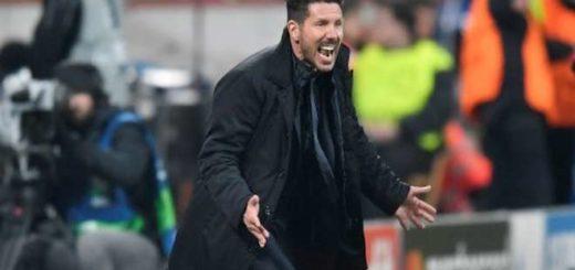 """Clásico de Madrid: El Atlético del """"Cholo"""" empató contra el Real"""