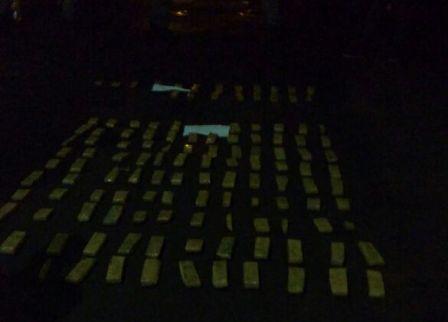 Operación Cuaresma: el auto narco que fue incautado en Posadas tenía pedido de secuestro por robo