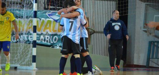 Futsal: Argentina y Brasil frente a frente en el tercer desafío mundialista
