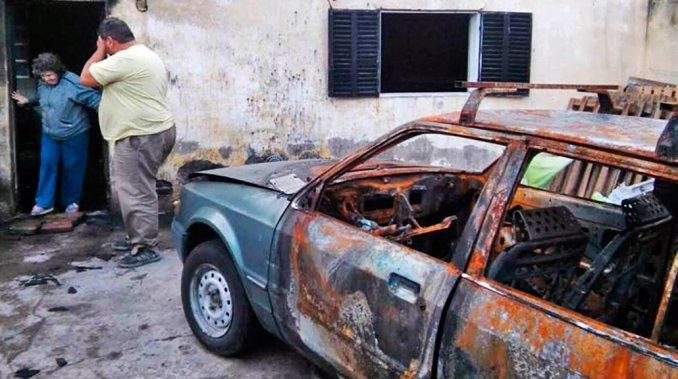 Bahía Blanca: un militar golpeó a su ex mujer y quiso prender fuego a sus hijos