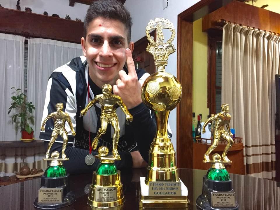 Desafío Mundialista: convocaron a un tercer jugador misionero a la Selección Argentina