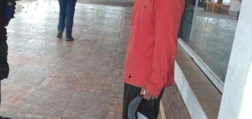 Delincuente con 13 causas en su haber en la Zona Centro fue sorprendido en Posadas intentando robar