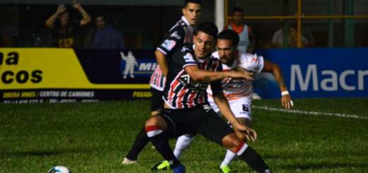 Vea los goles del gran triunfo de Crucero ante Chacarita