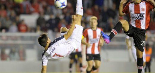 Golazo del misionero Martín Benitez para un partidazo entre Independiente y Estudiantes