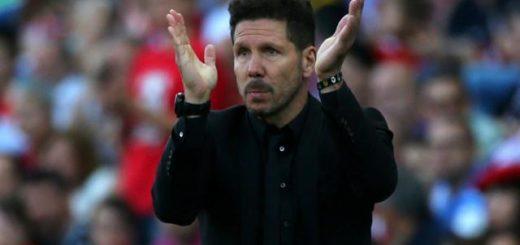 El Atlético Madrid va por todo en Inglaterra  ante el Leicester