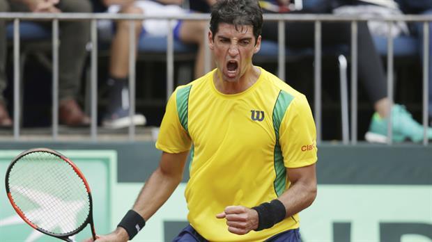 Copa Davis: quiénes son los potenciales rivales de la Argentina para el repechaje