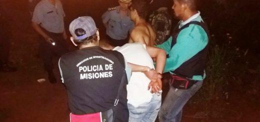 Wanda: cuatro detenidos por el ataque a tiros a dos empleados de una forestal en Puerto Libertad