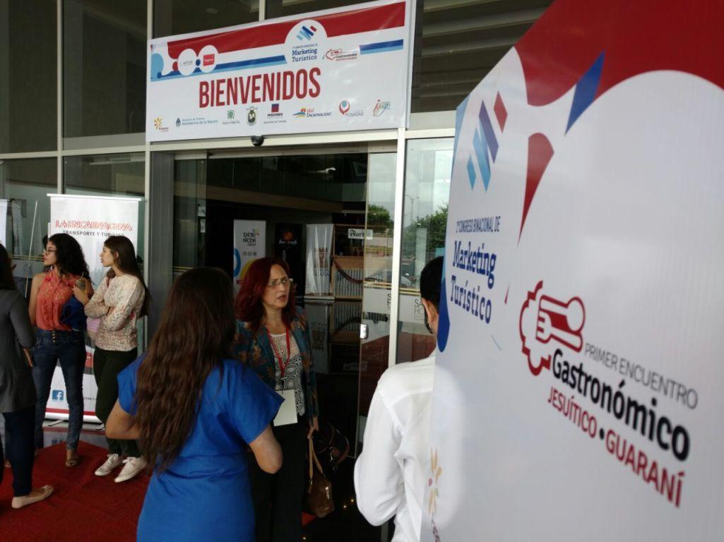 Comenzó en Encarnación la primera jornada del Congreso Binacional de Márketing Turístico