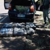 Posadas: Desmantelaron un kiosco de marihuana  en el barrio Los Oleros