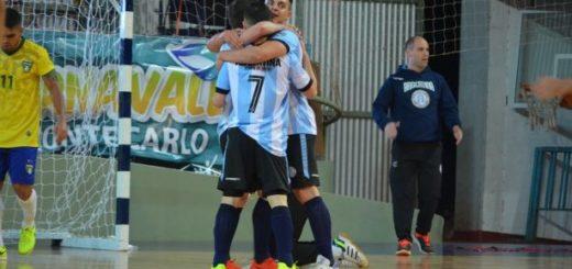 En vivo: Argentina y Brasil frente a frente en el tercer desafío mundialista de futsal