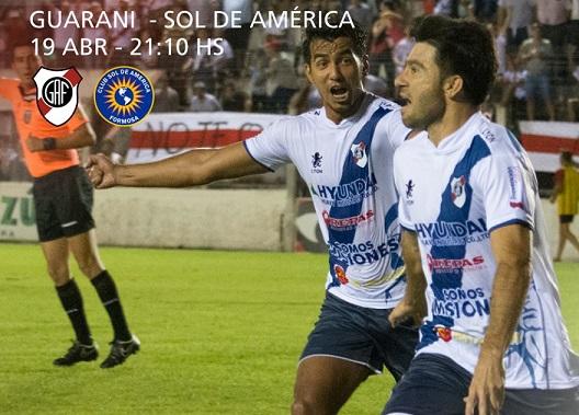 La Franja se juega el futuro ante Sol de América