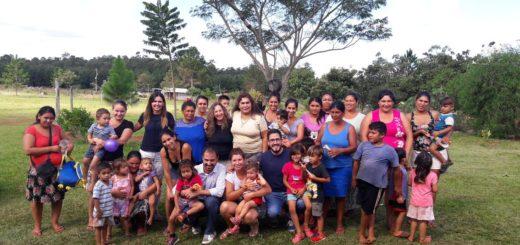 """Desarrollan programa HIPPY  """"Aprendiendo en casa"""" en Misiones en el marco del Plan Nacional de Primera Infancia"""