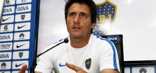 Guillermo Barros Schelotto tiene el equipo listo para recibir mañana a Colón