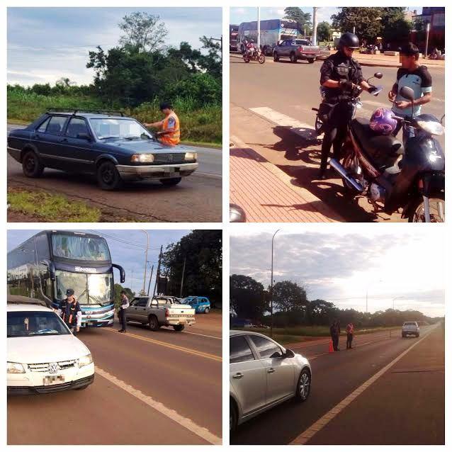 Operativo Semana Santa: intenso control policial en rutas misioneras