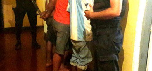 Denunció que una patota quiso apuñalarlo: detuvieron a cuatro sospechosos