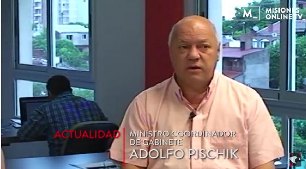 Pischik destacó el trabajo de integración regional y desarrollo productivo que lleva adelante el Gobernador Passalacqua con sus pares de Brasil y Paraguay