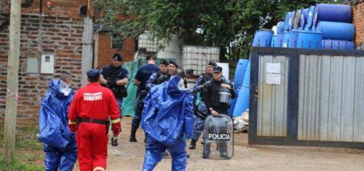 Secuestro de precursores químicos en Posadas: procesaron sin prisión preventiva a un comerciante