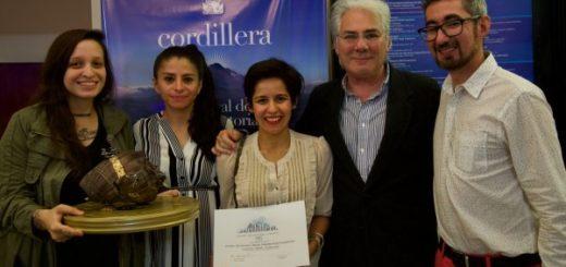 """Una eldoradense ganó un premio internacional de cine con """"Colmena"""""""