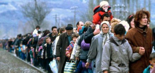 """El papa Francisco advirtió que """"muchos centros de refugiados en Europa se convirtieron en campos de concentración"""""""