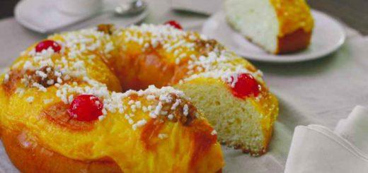 Nutrición en Semana Santa: ¿Cómo hacer una rosca de Pascuas saludable?