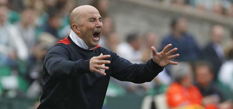 El Sevilla «consideraría inaceptable y una falta de respeto cualquier reunión de la AFA con Jorge Sampaoli»
