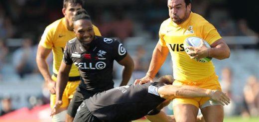 Se cortó el envión de Jaguares, que jugaron su peor partido de la temporada: perdieron 18 a 13 con Sharks en Durban