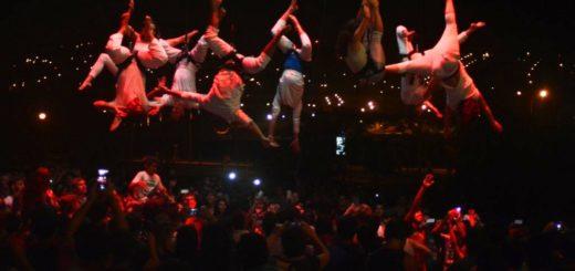 Tecnópolis en Misiones: Vea las mejores fotos de la segunda noche