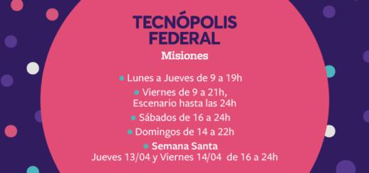 Tecnópolis: conocé las actividades y horarios previstos para hoy