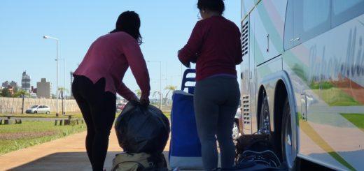 Advierten que los micros de los tours de compras a Encarnación deben bajar a los pasajeros en la Terminal y no en la Costanera