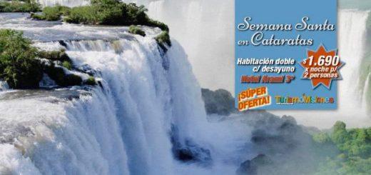 Turismo Misiones ofrece paquetes imperdibles para disfrutar de la Semana Santa en Misiones
