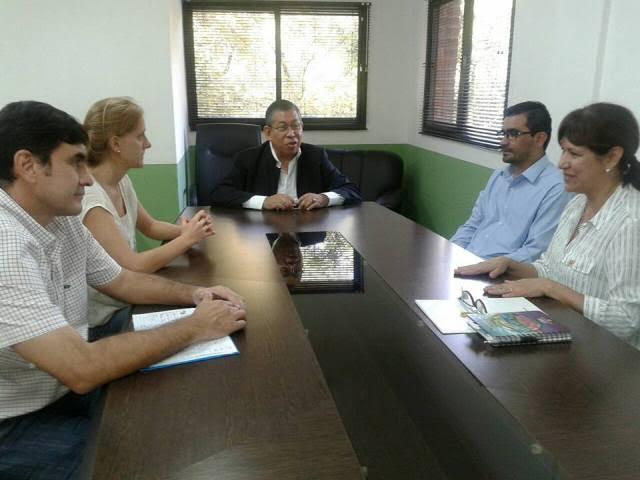 Alumnos de la carrera de Nutrición del Instituto Dachary realizarán sus prácticas en el Samic Eldorado
