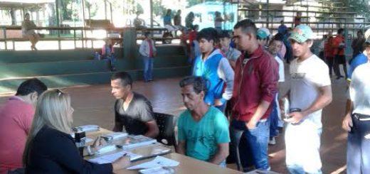 RENATRE Misiones relevó 603 trabajadores rurales en la localidad de Andresito