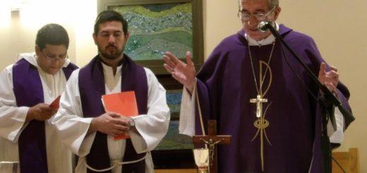 Comenzaron las actividades de la Semana Santa en la Diócesis de Posadas