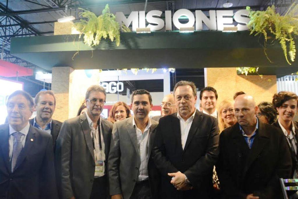 Misiones expone su oferta al Turismo de Reuniones
