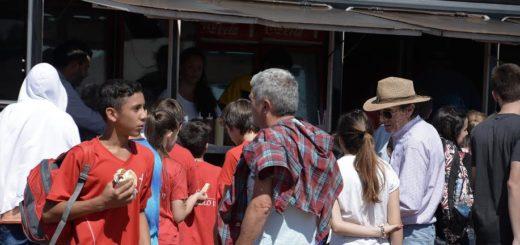 Tecnópolis en Semana Santa: el público disfruta del Jueves Santo